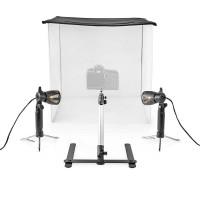 Kit de Studio Photo | 60 x 60 cm | 6500 K | Repliable