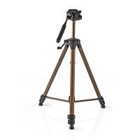 Appareil-photo / vidéo Trépied Photo/Vidéo Pan & Tilt 156 cm Bronze