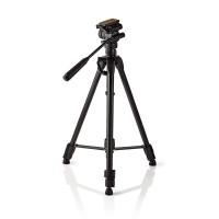 Trépied   Fonction Panoramique et Inclinaison   Max. 3 kg   165 cm   Noir