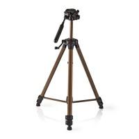 Trépied   Fonction Panoramique et Inclinaison   Max. 4 kg   163 cm   Bronze