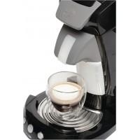 Coffeeduck Machines Senseo Argent/Noir