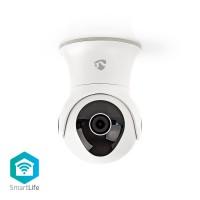 Caméra IP intelligente Wi-Fi | Fonction panoramique et inclinaison | Full HD 1080p | Extérieur | Étanche