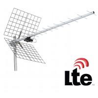 Antenne UHF 12 éléments avec filtre LTE