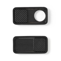 Cache de Protection de la Vie Privée   Pour Ordinateurs Portables et Tablettes   Installation Rapide   3 packs   Noir