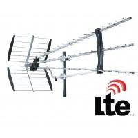 Antenne UHF 57 éléments avec filtre LTE