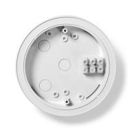 Support pour Détecteur | Pour Détecteurs de 128 mm de Diamètre | Ajoute une hauteur de 20 mm