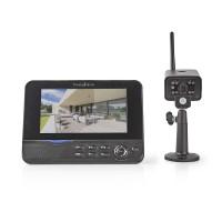 Kit de Surveillance Numérique sans Fil | 2,4 GHz | 1 Caméra