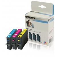 Cartouche Epson compatible T1291 couleur (3x 9 ml)