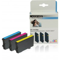 Cartouche HP compatible 364XL CMY (3x 14 ml)