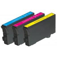 Cartouche d'encre compatible HP 920XL CMY (3 x 13 ml)