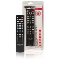 Télécommande universelle pour 8 appareils