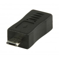 Port USB 2.0 micro USB B femelle – adaptateur micro USB B mâle