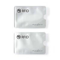Gaine de Protection RFID | Capacité 3 Cartes | Alliage d'Aluminium