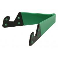 Support universel pliable pour tablette vert