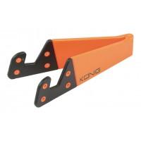 Support universel pliable pour tablette orange
