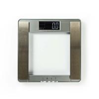 Pèse-Personne avec Indice de masse corporelle (IMC)   10 Profils d'Utilisateur   Verre trempé