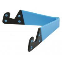 Support universel pliable pour tablette bleu