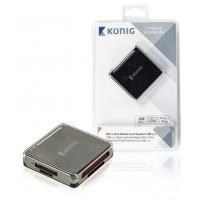 Lecteur de carte mémoire tout-en-un USB2.0