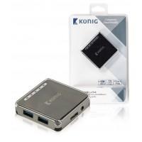 Hub 4 ports USB3.0