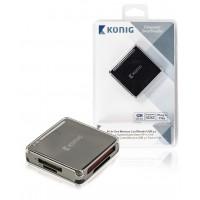 Lecteur de carte mémoire USB3.0 tout-en-un