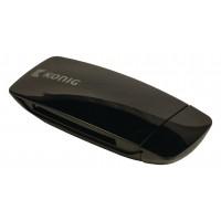 Lecteur de carte mémoire USB3.0 de voyage tout-en-un