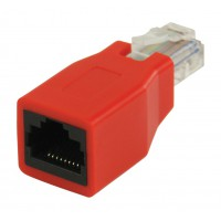 Adaptateur d'intercommunication RJ45 CAT5