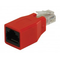 Adaptateur intercommunication RJ45 CAT6
