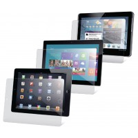 Protection écran ultra transparente pour iPad 2/3/4