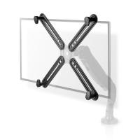 Kit Adaptateur pour Montage de Moniteur non VESA | Montage d'Écrans et de Moniteurs 13-27 pouces | Jusqu'à 8 kg
