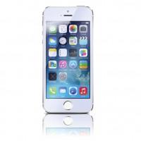 Protège-écran en verre trempé avec filtre anti-lumière Qdos pour iPhone 5/5S