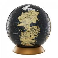 Globe Puzzle Westeros et Essos - 15 cm - 240 pcs - Game of Thrones - 4D Cityscape