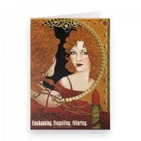 The Blind Pig - Greetings card - Fantastic Beasts