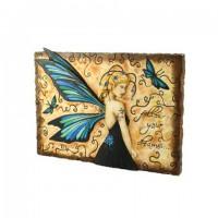Jessica Galbreth - plaque murale- Follow Your Dreams