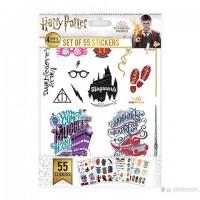 Ensemble de 55 stickers - Harry Potter