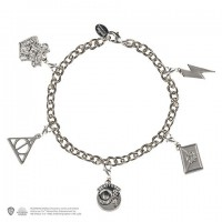 Bracelet Charms avec 5 Charms - Harry Potter