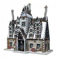 Pré-au-Lard - Les Trois Balais - puzzle 3D Wrebbit