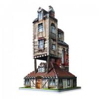 Le Terrier - La Maison des Weasley - puzzle 3D Wrebbit