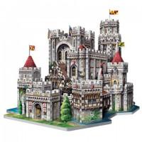 Camelot - puzzle 3D Wrebbit