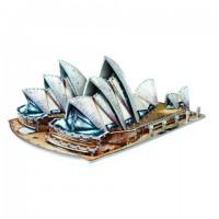 Opéra de Sydney - puzzle 3D Wrebbit