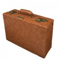 Réplique de la valise de Norbert Dragonneau - Double fond magique - Taille réelle - Edition limitée