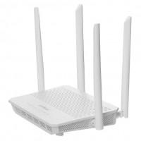 Adaptateur reseau Sans fil Routeur AC1200 2.4/5 GHz (Dual Band) Gigabit Blanc