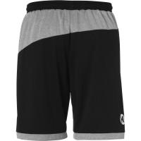 KEMPA Short de handball Core.2 - Homme - Noir et gris