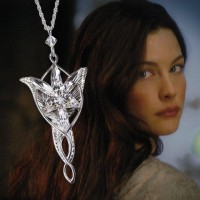 Arwen - Pendentif Étoile du Soir - Réplique - Seigneur de