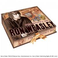 Boite d'artefacts Ron Weasley
