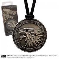 Game of Thrones - pendentif Stark