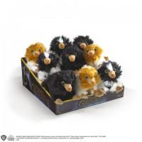 Pack de 9 mini peluches bébés Niffleur - Les Animaux Fanta