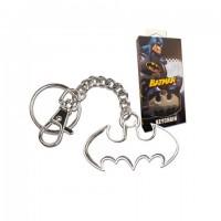 Porte-cles Logo Batman en acier