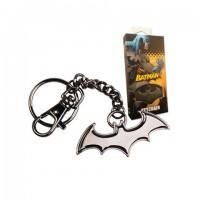Porte-cles Logo Batman noir