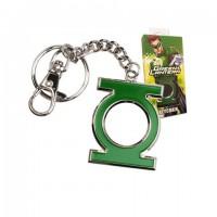 Porte-cles Logo Green Lantern en couleur