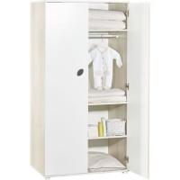 BABY PRICE - WINNIE - armoire 2 portes winter retreat